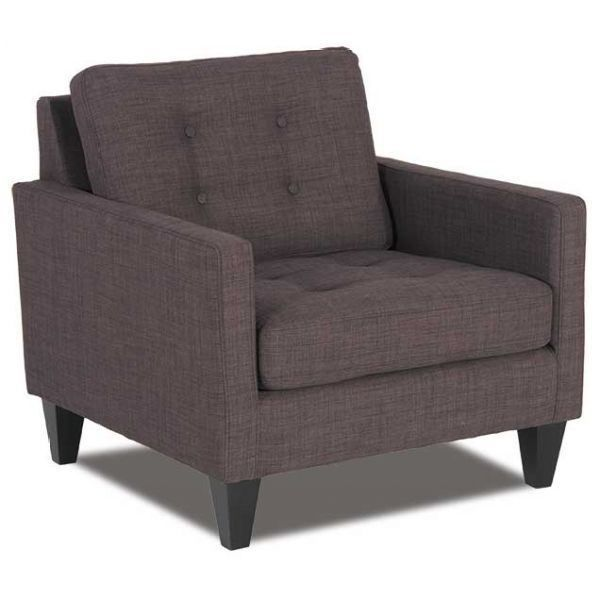 Best Easton Charcoal Accent Chair Chair Furniture Accent Chairs 400 x 300