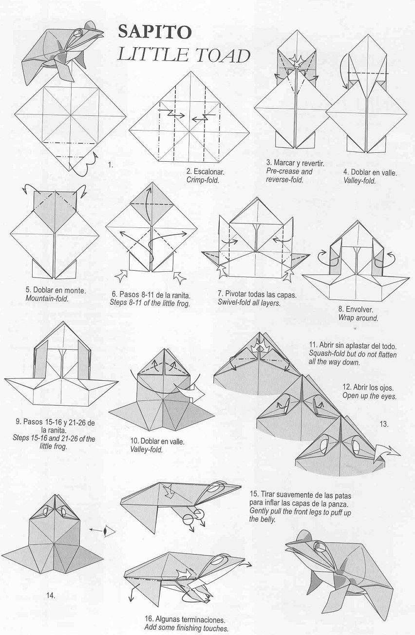 Brilliant Complex Origami Diagrams Pdf Basic Electronics Wiring Diagram Wiring Digital Resources Operpmognl