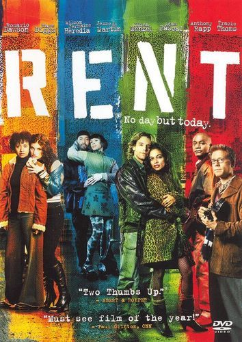 Rent Ws Dvd 2005 Rent Movies Rent Musical Musicals