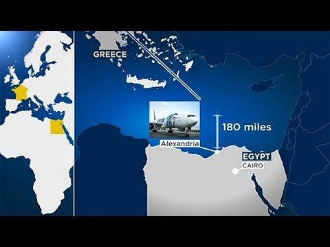 Ejército egipcio anuncia el hallazgo de los restos del avión EgyptAir siniestrado | Radio Panamericana