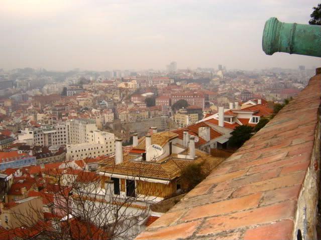 Lisboa vista do Castelo