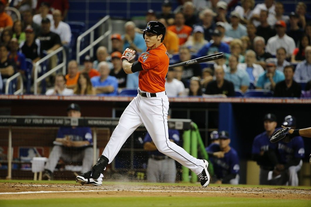 The Official Site Of The Miami Marlins Christian Yelich Espn Baseball Basketball T Shirt Designs