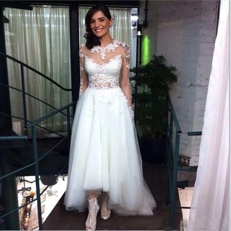 Wedding DressesHigh Low DressesSexy Backless Dresses2016 Dresses