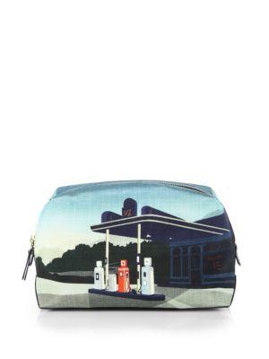 74553e2549 Paul Smith - Graphic Garage Print Wash Bag