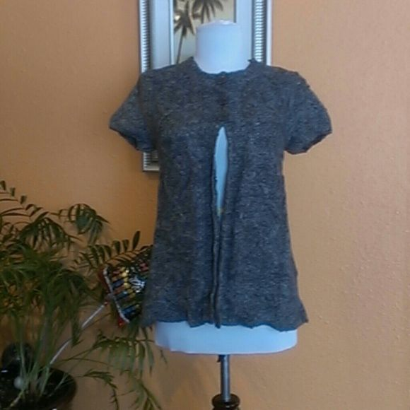 Cute Sweater No Boundaries Sweater No Boundaries Juniors, 100%acrylic, Gray,u No Boundaries Sweaters Cardigans