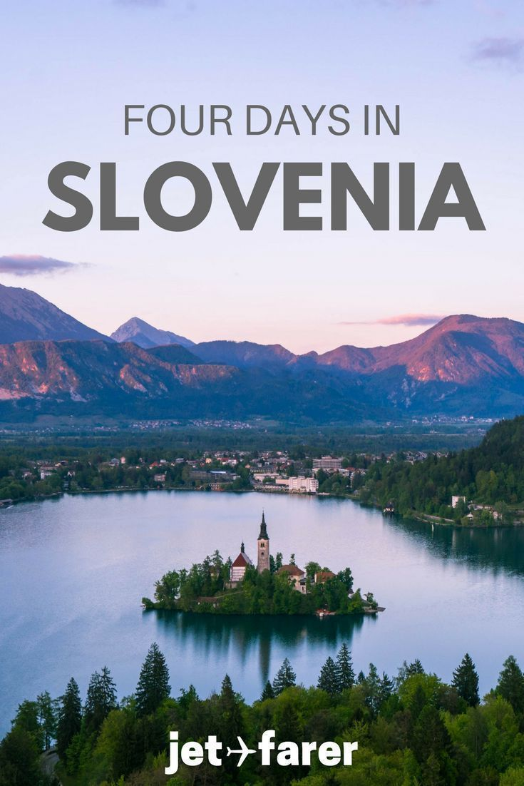 This little country is one of the most underrated countries in Europe. Traveling in Slovenia is someone everyone should do at least once! Click through for a sample itinerary for four days in Slovenia that we hand-curated for you. Even if you don't have a lot of time, you can still see many of Slovenia's highlights!   Slovenia travel   things to do in Slovenia   #Slovenia   Europe travel   outdoors Slovenia   hiking in Slovenia  