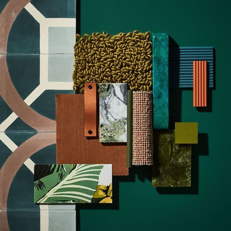 3 examples of how to research trends with mood boards - Eclectic Trends