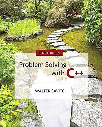 134448286 Programming Languages Walter Savitch 134448286 Problem Solving With C 10th Edition Http Free Problem Solving Problem Solving Ebook Pdf