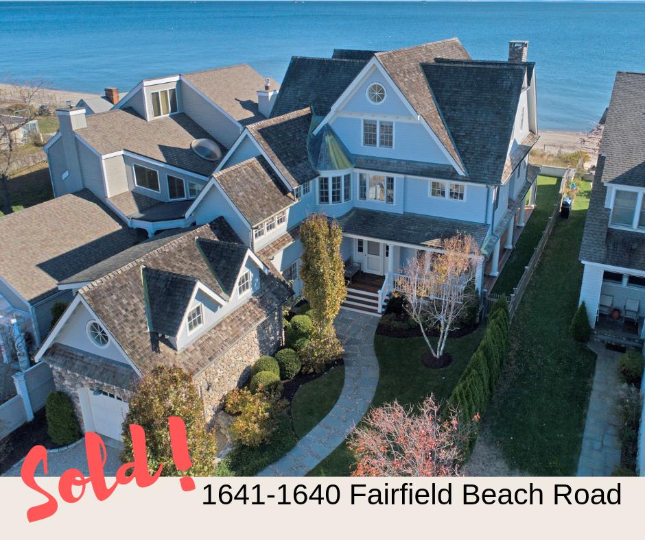 1641 Fairfield Beach Rd Fairfield Ct 06824 Usa Virtual Tour Fairfield Beach Beach Road Beach View