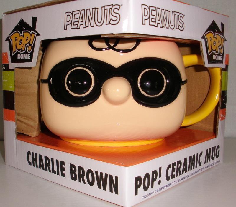 Snoopy Mug FunKo Free Shipping! POP Home Peanuts