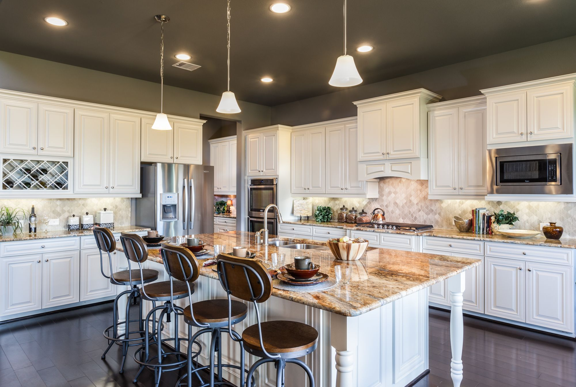 Beazer Homes Progress Lighting Kitchen Inspirations Kitchen Models Home Kitchens