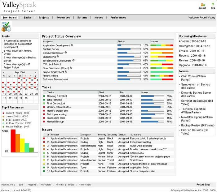 Executive Scorecard Examples Project Management Dashboard Letting Team Members Access Ms