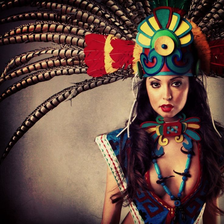 aztec single hispanic girls The aztec creation story has its own answer - or you could say, answers, to that question the five suns were the key to the rebirths of the world the story of creation in ancient mexico and surrounding areas actually changed as time went by.