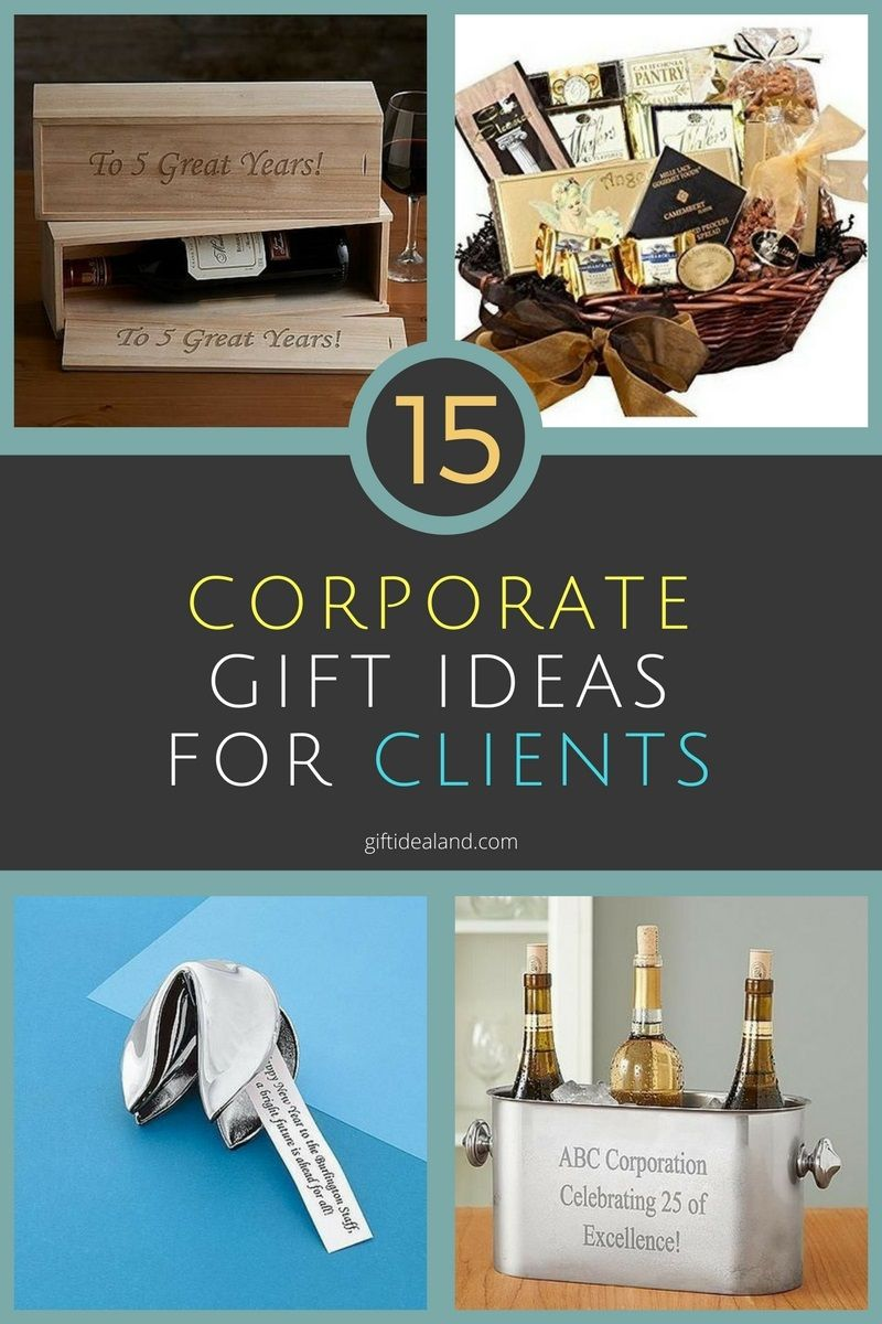15 Great Corporate Gift Ideas For Clients They Will Love | Work ...