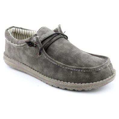 fd0cf03a49c69 Amazon.com: Hey Dude Shoes Men's Wally Chukka: Shoes | My Style ...