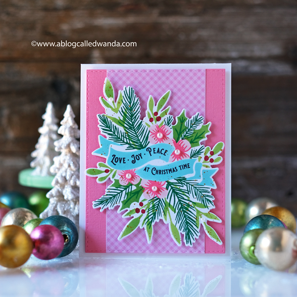 A Blog Called Wanda In 2020 Merry Holiday Christmas Cards