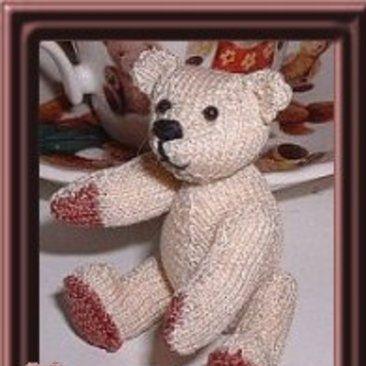 tricoter nounours facile