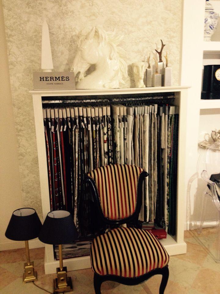 Hermes e wallpaper Osborne&Little