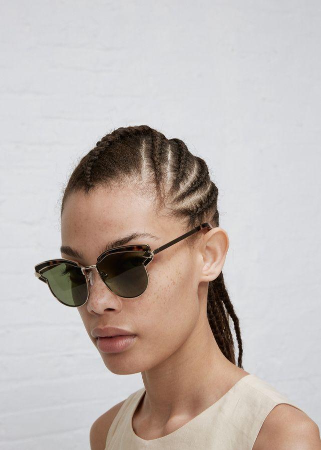 52f40602897 Glasses · Karen Walker Eyewear gold   crazy tort felipe -  http   shopstyle.it