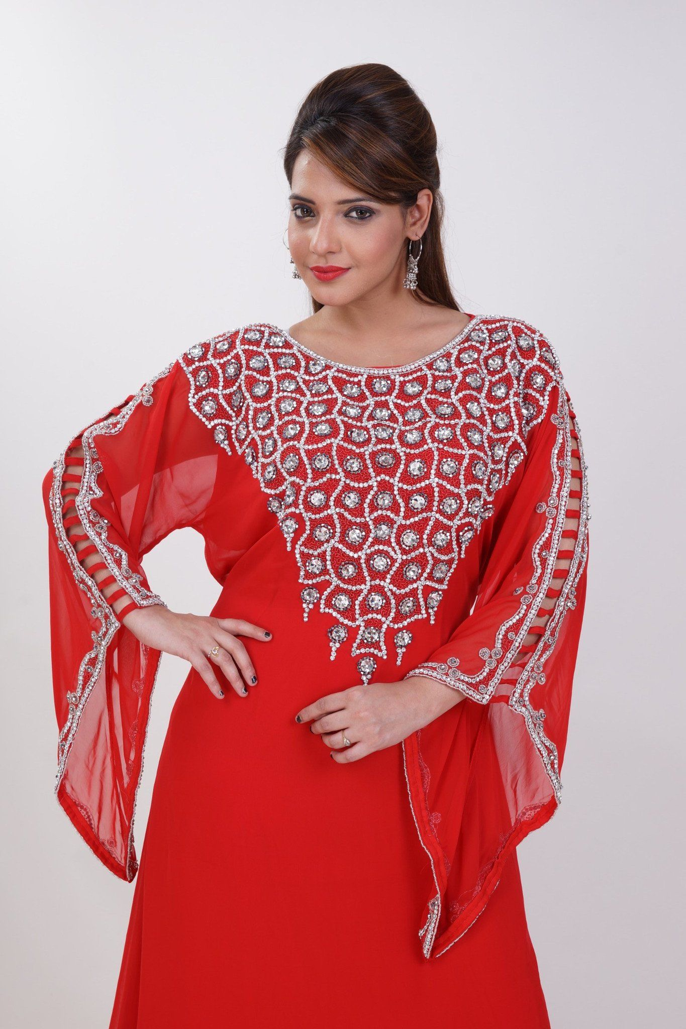 Amany Dubai Kaftan Women Dress | Products | Pinterest