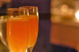Recette de spiced apple shrub, boisson aux pommes acide, épicée, base cocktail (Ontario, Canada)