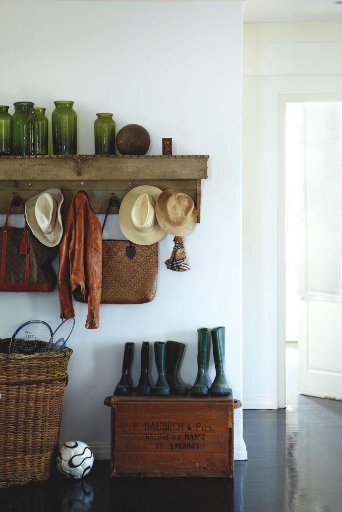 Found Objects FleaingFrance Brocante Society Favorite Places - garderobe selber bauen schner wohnen
