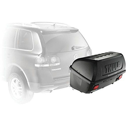 Thule 665c Transporter Combi Hitch Mount Cargo Box