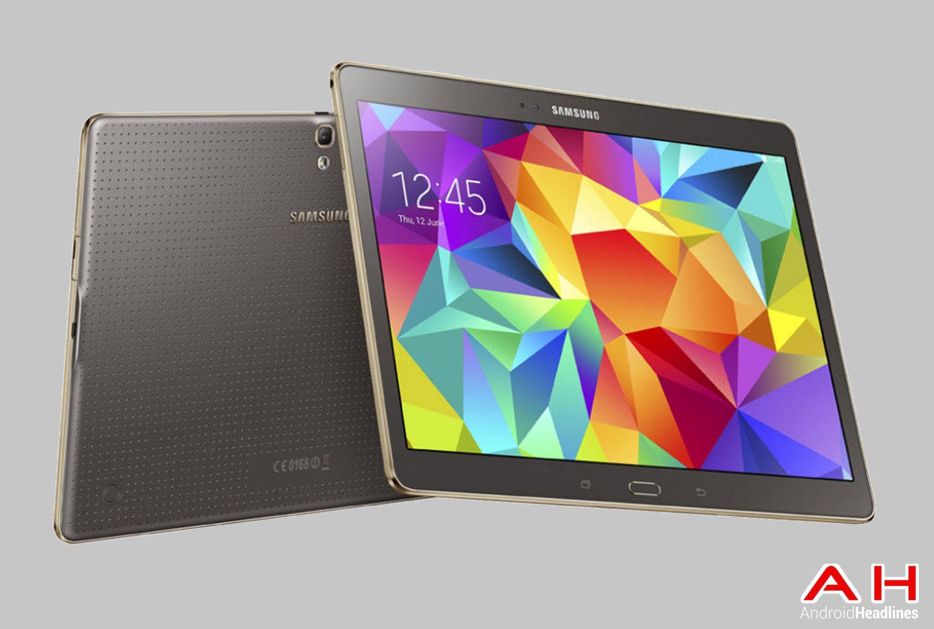 Verizon Pushing Out Marshmallow To Samsung Galaxy Tab S