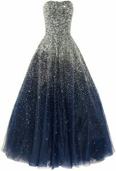 And She Was Cloaked In The Stars Runway Pinterest