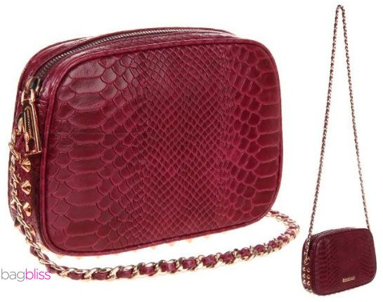 """""""Stunned"""" Jess Bag - Rebecca Minkoff; love the color, length, shape, everything! #bagbliss"""