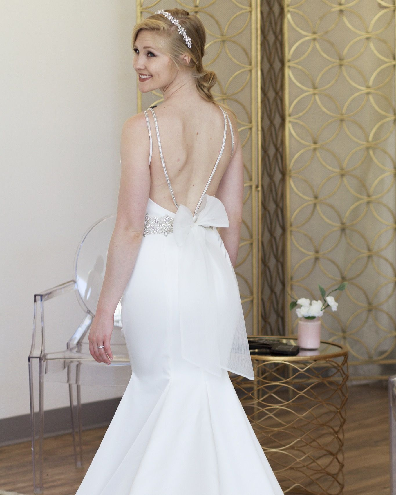 Beautiful Paloma Blanca Mermaid Bridal Gown In Glendale Az