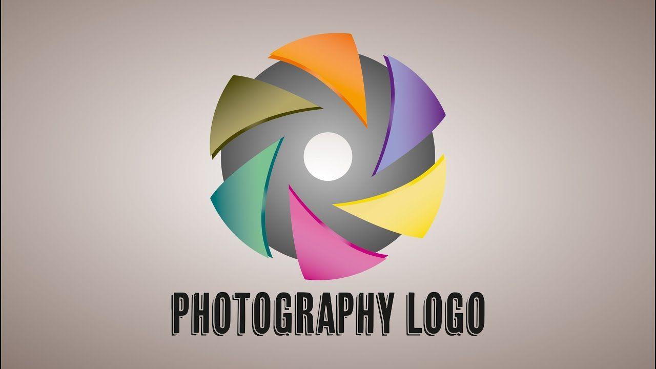 Photography] 3D Logo Design Inspiration _ Corel Draw Tutorial