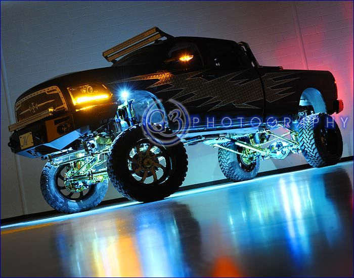 Dodge Diesel Trucks >> Dodge with undercarriage lights, Toyo tires and American Force wheels | My Exotic Rides ...