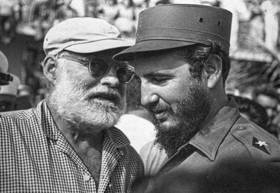 Ernest Hemingway #cubanleader American writer Ernest Hemingway and Cuban leader Fidel Castro at Cojímar, Cuba, May 15, 1960. #cubanleader Ernest Hemingway #cubanleader American writer Ernest Hemingway and Cuban leader Fidel Castro at Cojímar, Cuba, May 15, 1960. #cubanleader Ernest Hemingway #cubanleader American writer Ernest Hemingway and Cuban leader Fidel Castro at Cojímar, Cuba, May 15, 1960. #cubanleader Ernest Hemingway #cubanleader American writer Ernest Hemingway and Cuban leader Fid #cubanleader