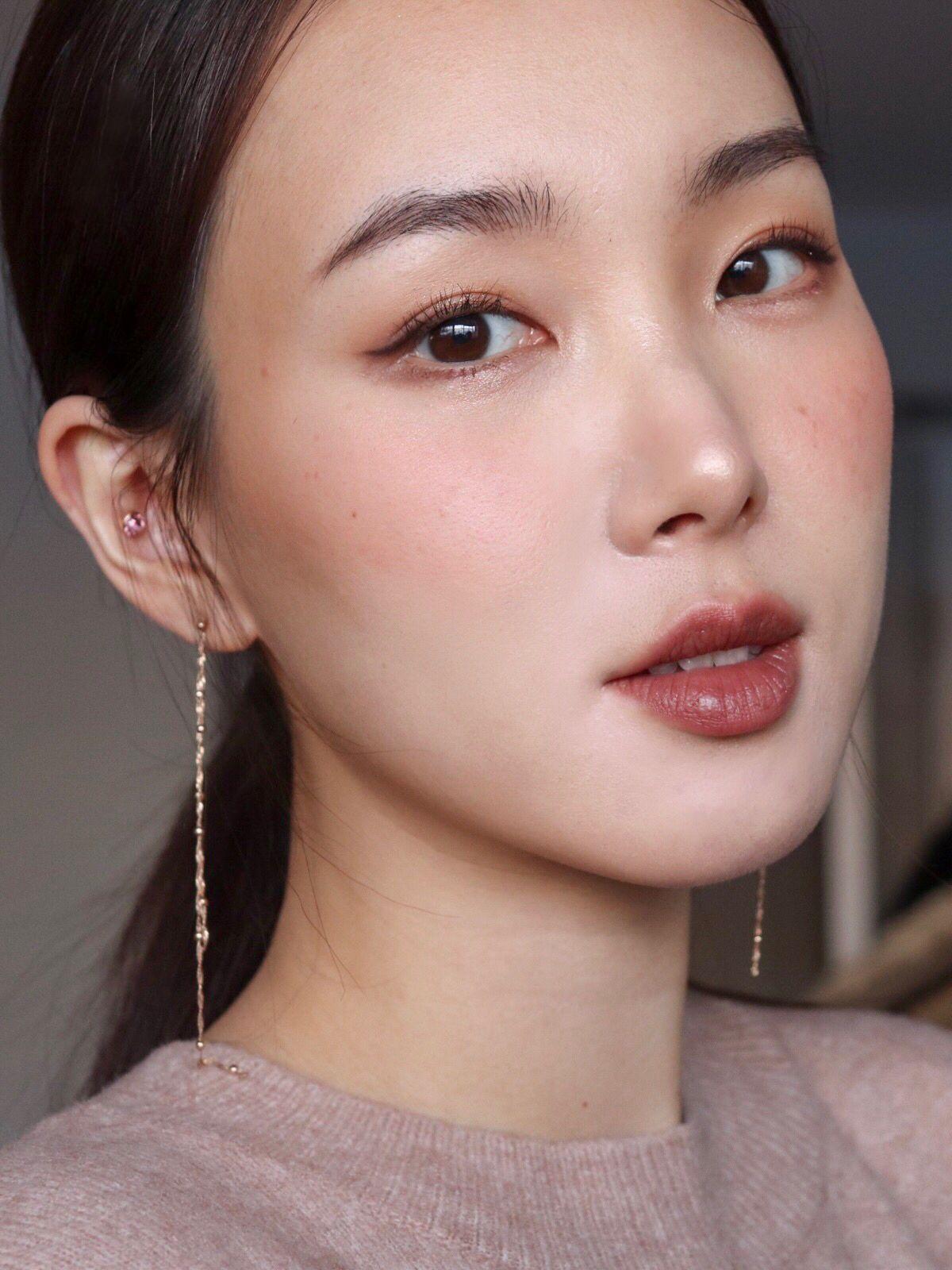 Skin Care Tips For Beautiful Skin Korean makeup look