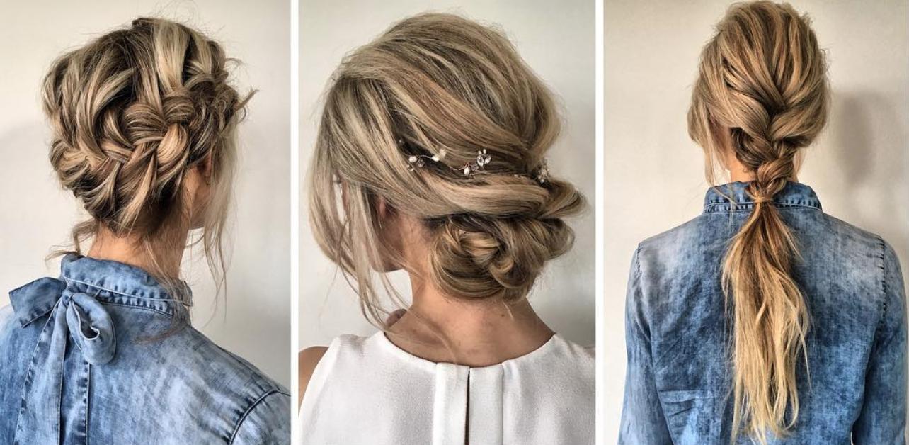 Las Invitadas De 2019 Van A Llevar Estos Peinados Peinados Peinados Románticos Peinados Para Boda Invitadas