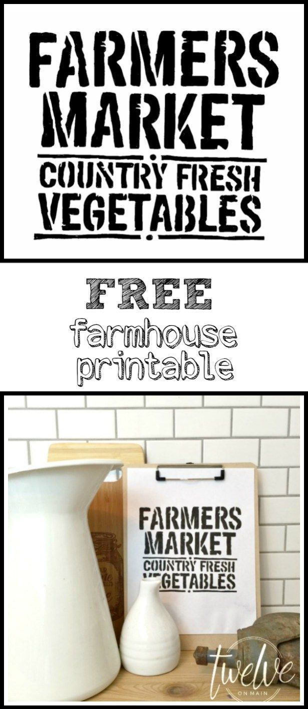 pin on home diy project ideas on farmhouse kitchen quotes free printable id=70726
