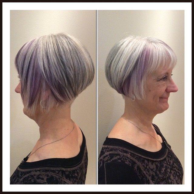 Great haircut by @Jennifer #greatday #headlinessalonspa #yeg #yegdt #yegsalon #haircut #aveda #gorgeous #beautiful