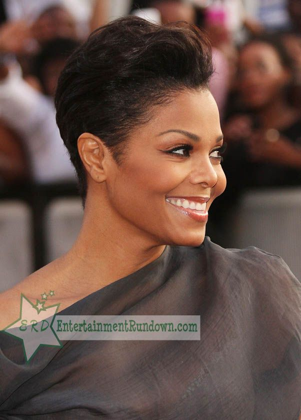Janet Jackson Does The Big Chop What Do You Think Tgin Big