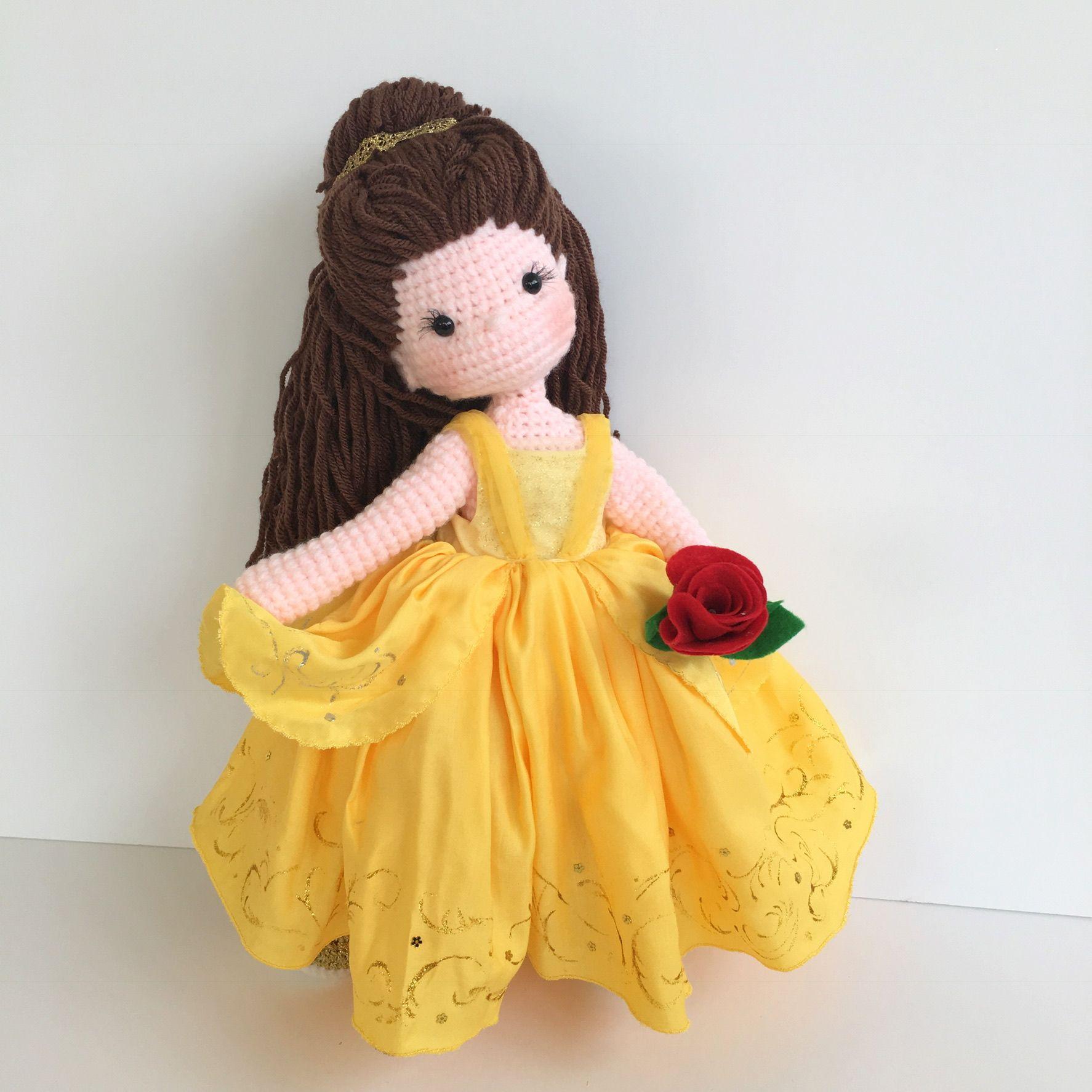 Amigurumi Beauty doll Nathaliesweetstitches.com ...