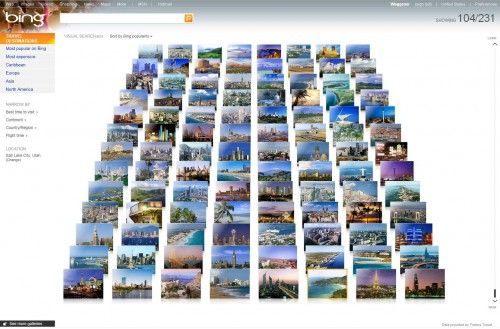 The fact that almost no one noticed might be one reason why Bing has dropped its Visual Search feature … something that apparently happened months ago.