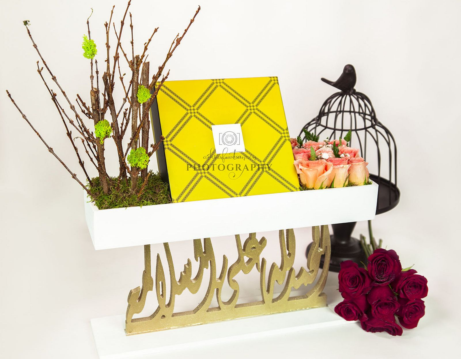 Gift pack gifts packing decor