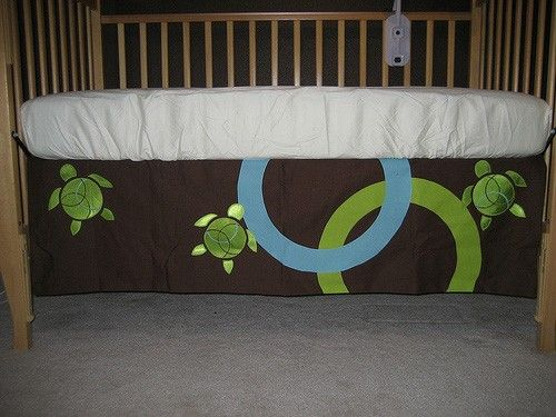 Hy Honu Sea Turtles Nursery Set