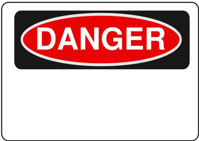 science laboratory safety signs science signs and