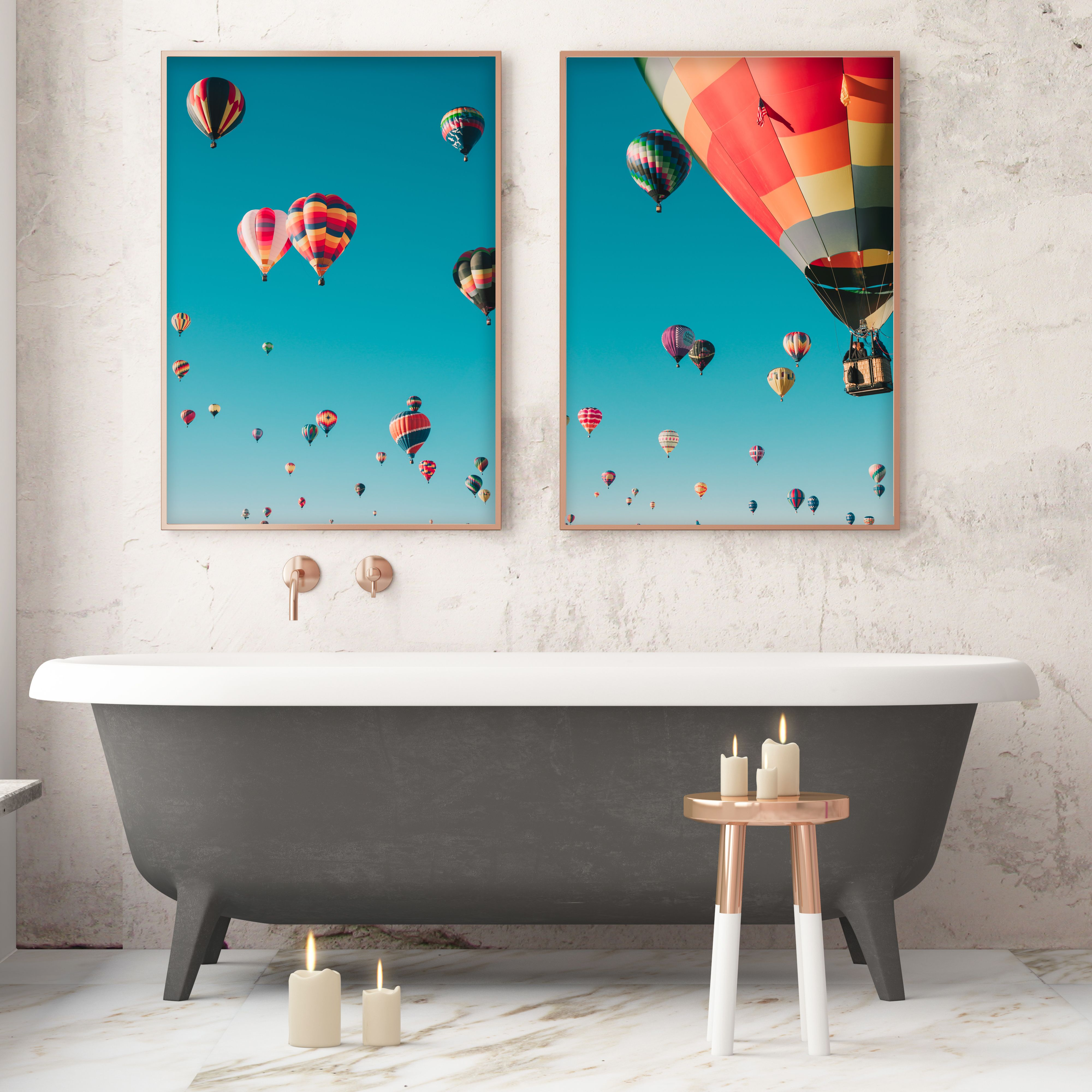 Wall Prints For Living Room Australia Hot Air Balloon Photo Print Printable Art Sky Print Wall Art