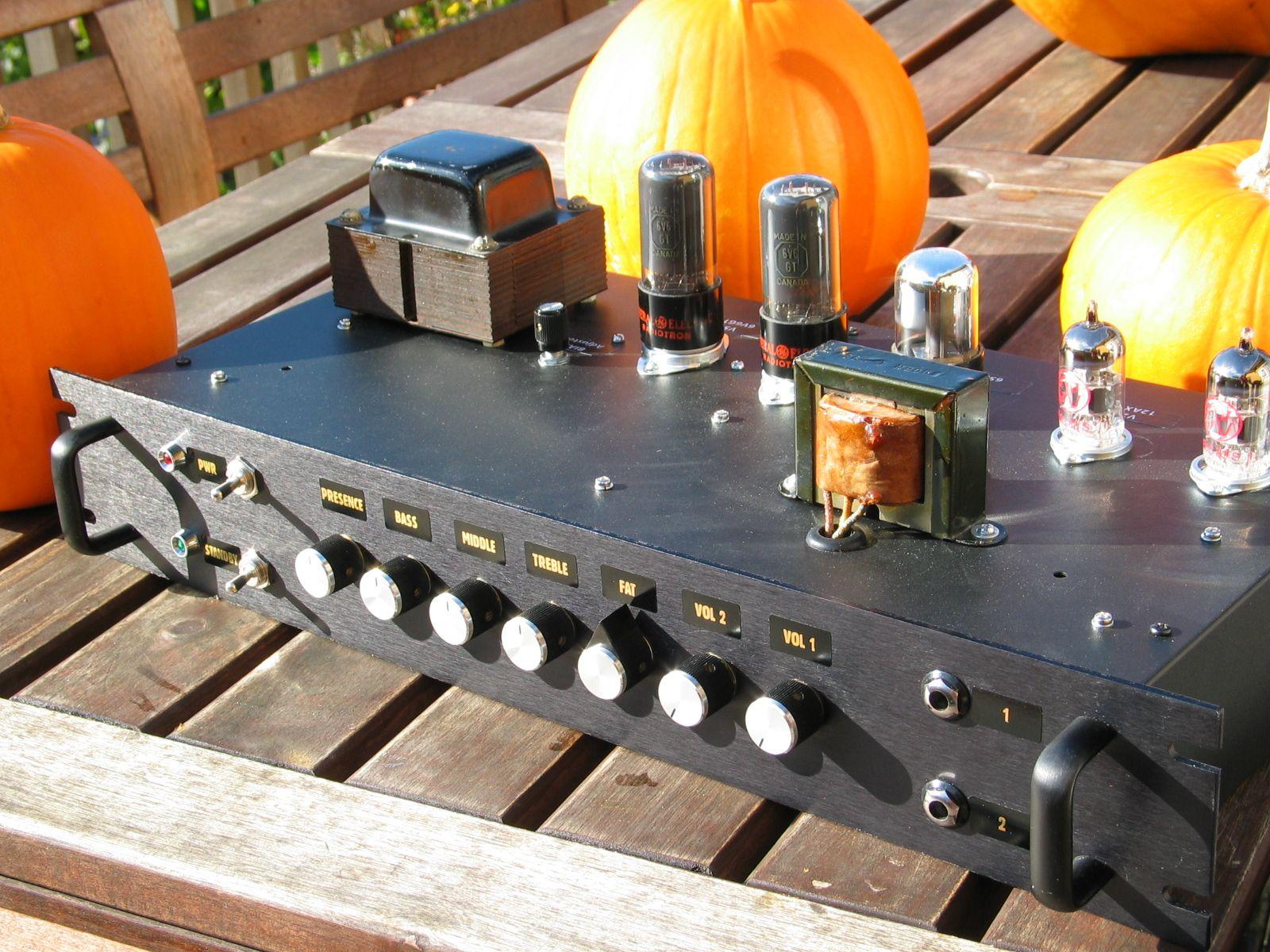 plexi 6v6 tube guitar amp schematic by mark huss diy tube guitar amps pinterest guitar. Black Bedroom Furniture Sets. Home Design Ideas
