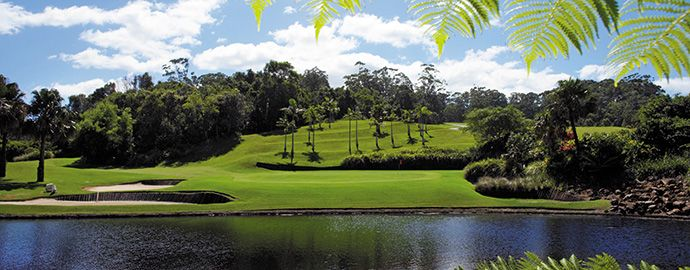 WorldMark Terraces Golf Course- NSW