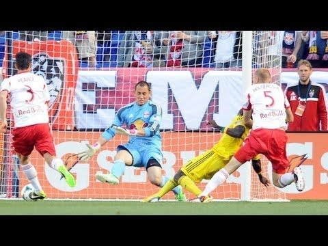 FOOTBALL -  HIGHLIGHTS: New York Red Bulls vs Columbus Crew | May 26, 2013 - http://lefootball.fr/highlights-new-york-red-bulls-vs-columbus-crew-may-26-2013/