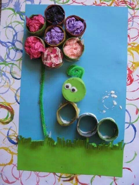 Rolo De Papel Higiênico Crafts Preschool Crafts Paper Roll Crafts
