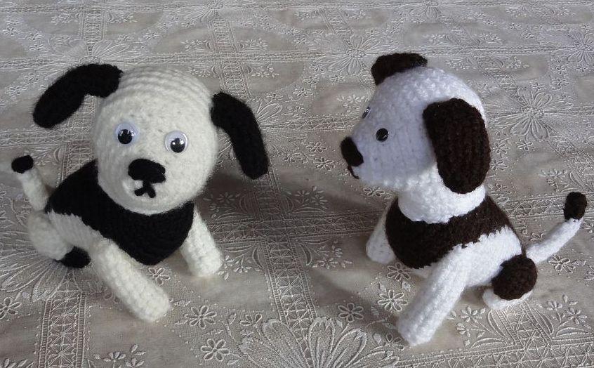 Amigurumi capcrochet crochet animaux chien amigurumi crochet amigurumi crochet patterns et - Petit chien gratuit ...